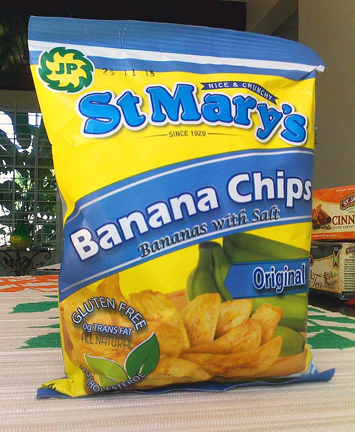 banana chips sito