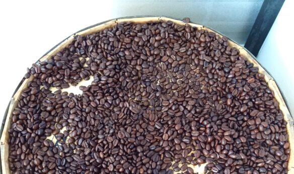 1 October is International Coffee Day